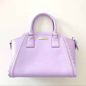 Kate Spade Lilac Road Small Marguerite Lightcrocus
